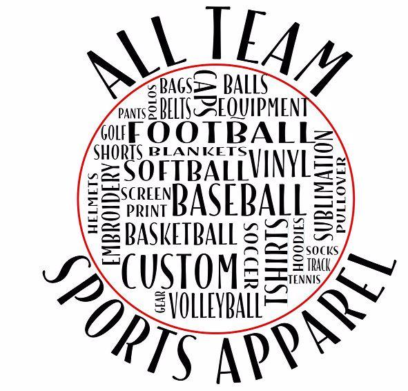 All Team Sports Apparel
