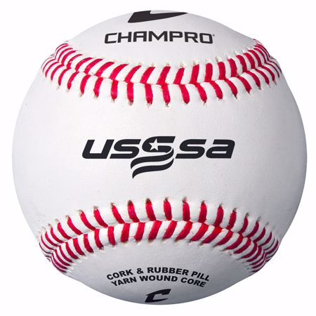 Picture for category USSSA Baseballs