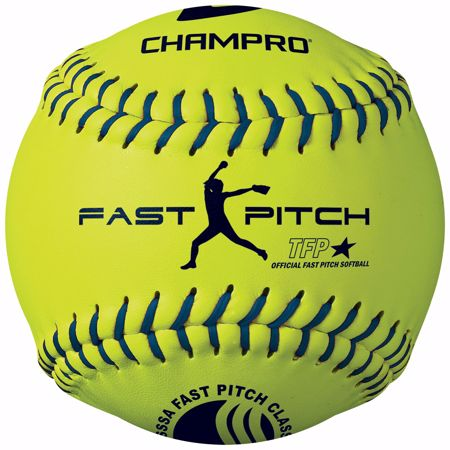 Picture for category USSSA Fast Pitch Softballs