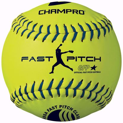 "Picture of Champro USSSA 12"" Game Fast Pitch"