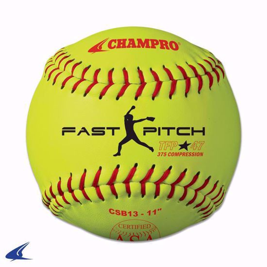 """Picture of Champro ASA 11"""" Tournament Fast Pitch"""