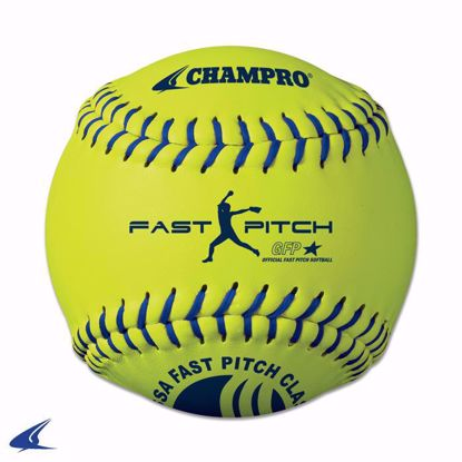 "Picture of Champro USSSA 11"" Game Fast Pitch"