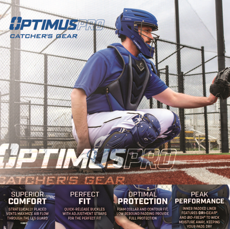 Picture for category Optimus Pro Catcher's Gear