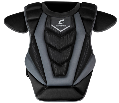 "Picture of Optimus Pro Chest Protector 16.5"" BLACK"
