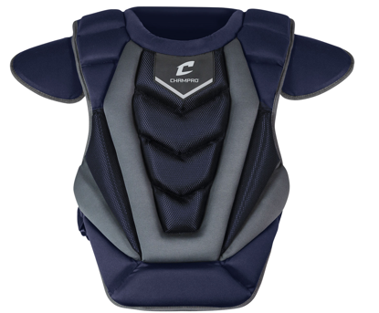 "Picture of Optimus Pro Chest Protector 16.5"" NAVY"