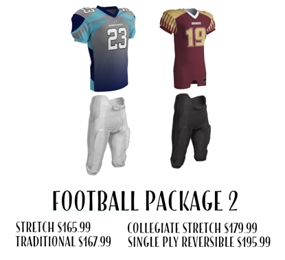 Picture of Football Uniform Package 2