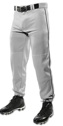 Picture of Pants Long Grey/Black