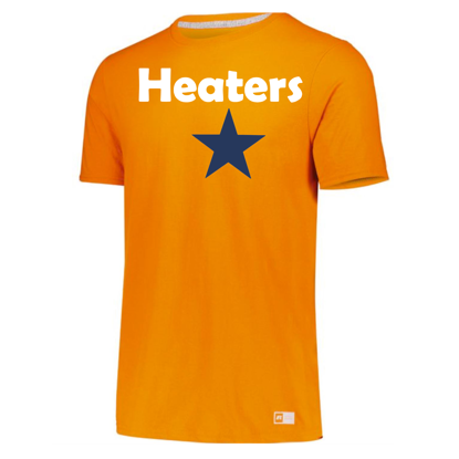 Picture of Heaters Essential Tee Orange